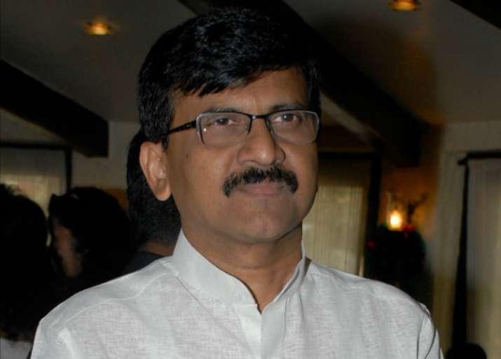 File pic of Shiv Sena MP Sanjay Raut