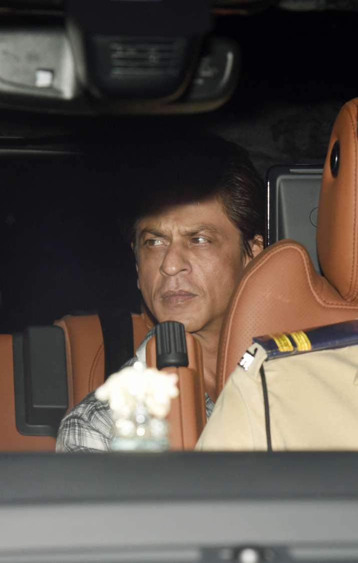 India Tv - Shah Rukh