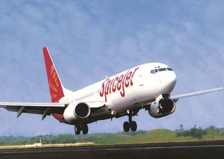 Representational pic - SpiceJet orders up to 50 Bombardier
