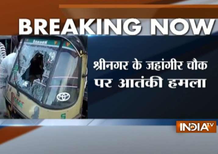 One dead, 14 injured in grenade attack near Jehangir Chowk