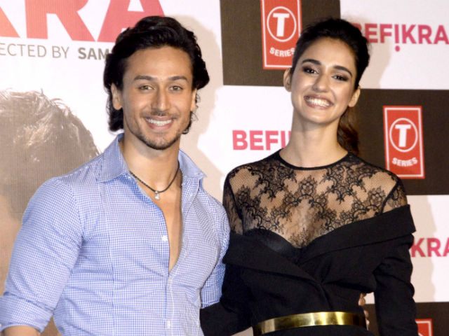 Tiger Shroff moving in with Disha Patani