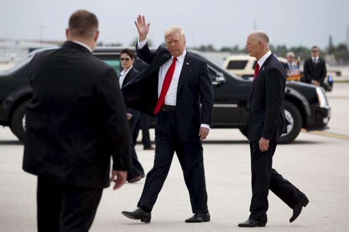 Trump's 90-day travel ban on Muslim-majority nations