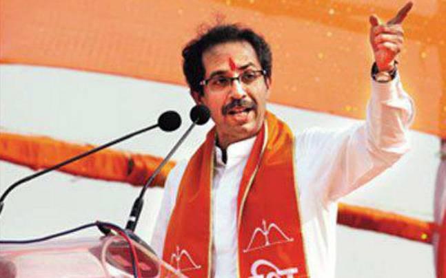 Shiv Sena slams bullet train project