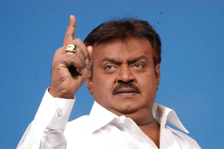 India Tv - Vijaykanth