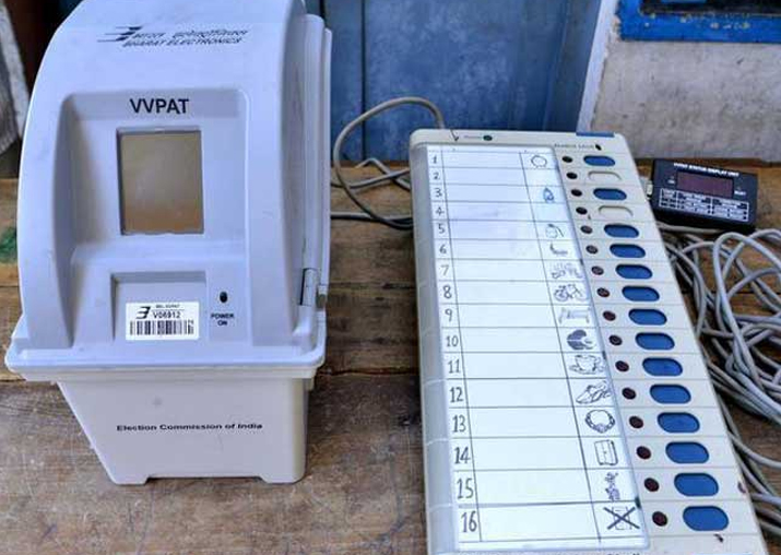 VVPAT to be used in all booths during Gujarat Assembly