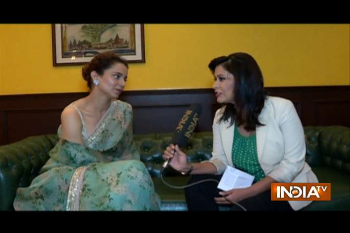 Kangana Ranaut opens up on feminism