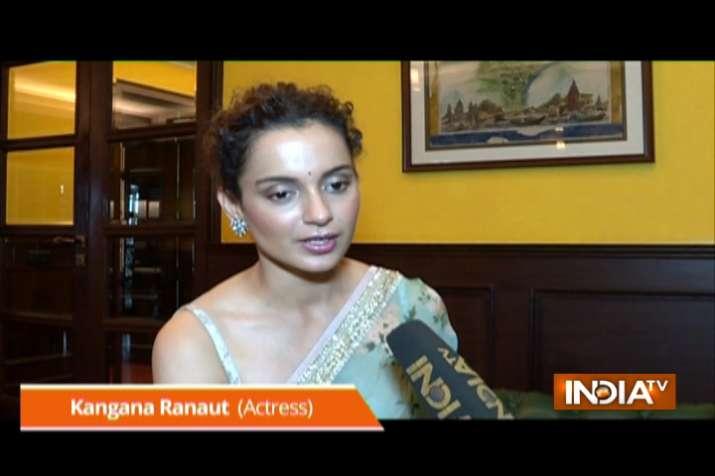 Kangana Ranaut on Simran