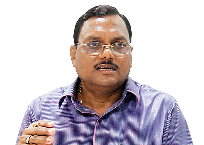 File pic of Noida Authority chief engineer Yadav Singh