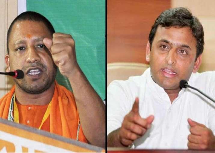 Yogi, Akhilesh engage in Twitter war over credit for