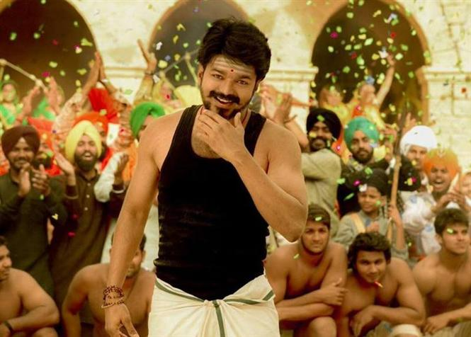 Mersal music crosses 100 million streams in 10 days, sets