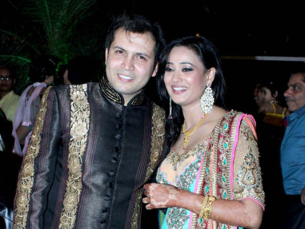 Trouble in Shweta Tiwari's married life