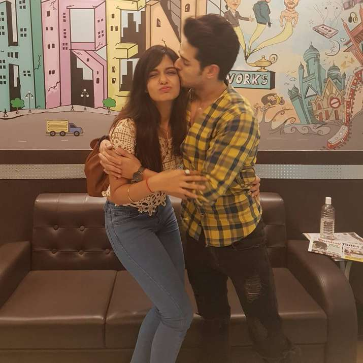India Tv - Priyank and Divya