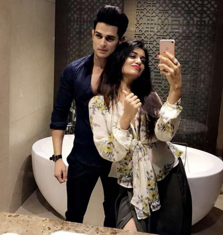 Bigg Boss 11 Priyank Sharma girlfriend Divya opens up