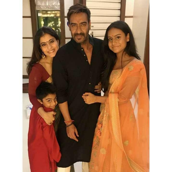 India Tv - ajay with family