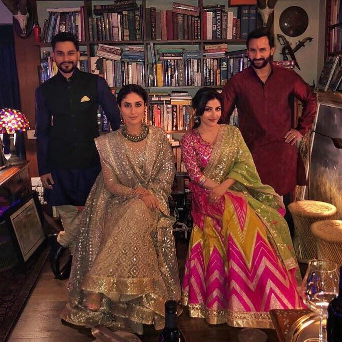 India Tv - kunal and soha