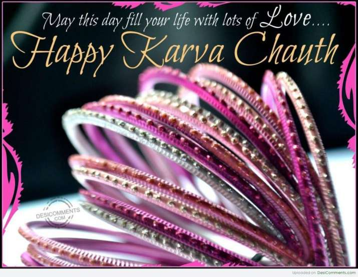 Happy Karwa Karva Chauth 2017 Wishes Images Whatsapp And