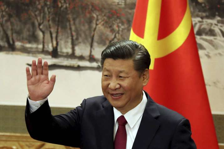 Key members of China's Communist Party were determined at