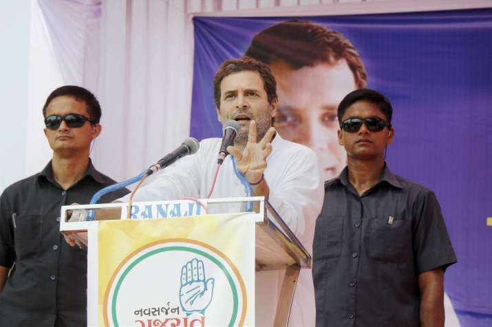 RSS wants Rahul Gandhi's apology over his remarks on women