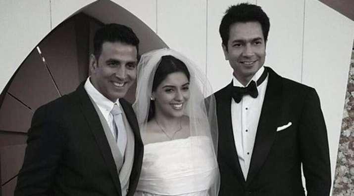 India Tv - Asin, Rahul, Akshay