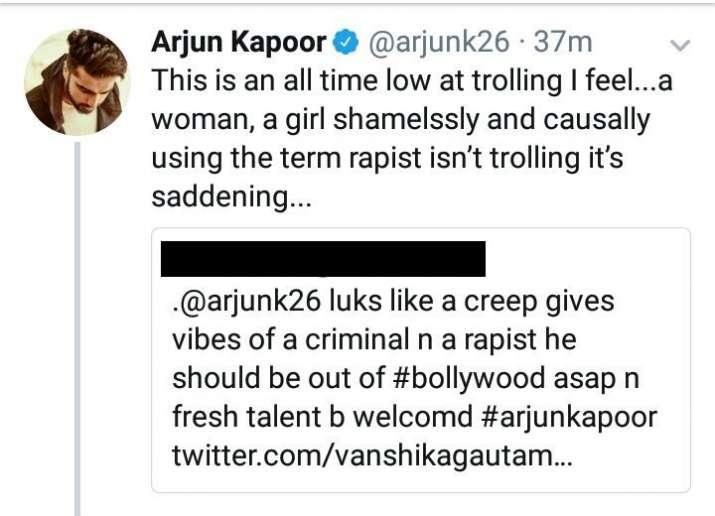 India Tv - arjun kapoor trolled