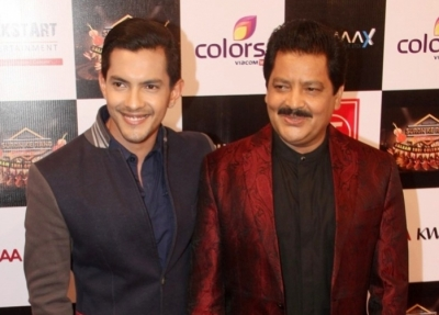 Udit Narayan on son Aditya Narayan abusive video