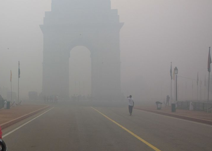 File pic - Spike in respiratory patients due to air
