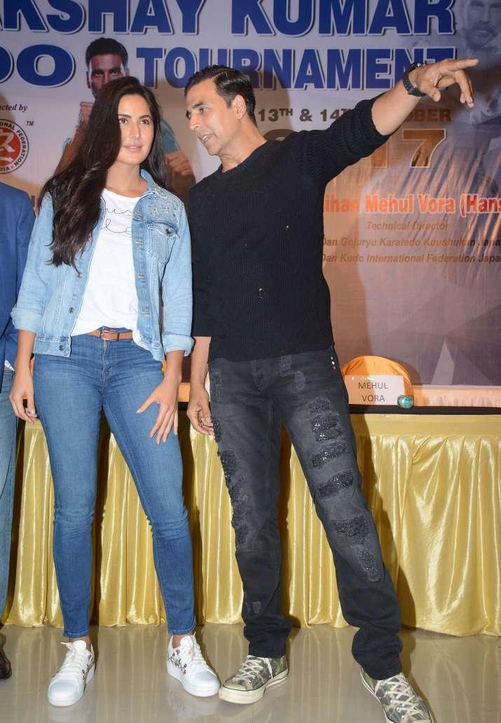 India Tv - Akshay and Katrina appeared in many hits films like Namastey London, Humko Deewana Kar Gaye, Welcome, Singh is King and De Dana Dan