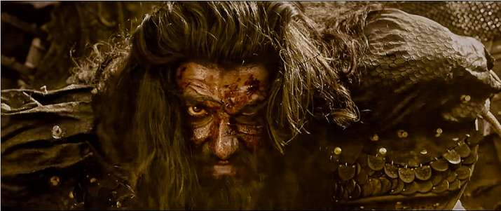 India Tv - Ranveer Singh as Alauddin Khilji in Padmavati