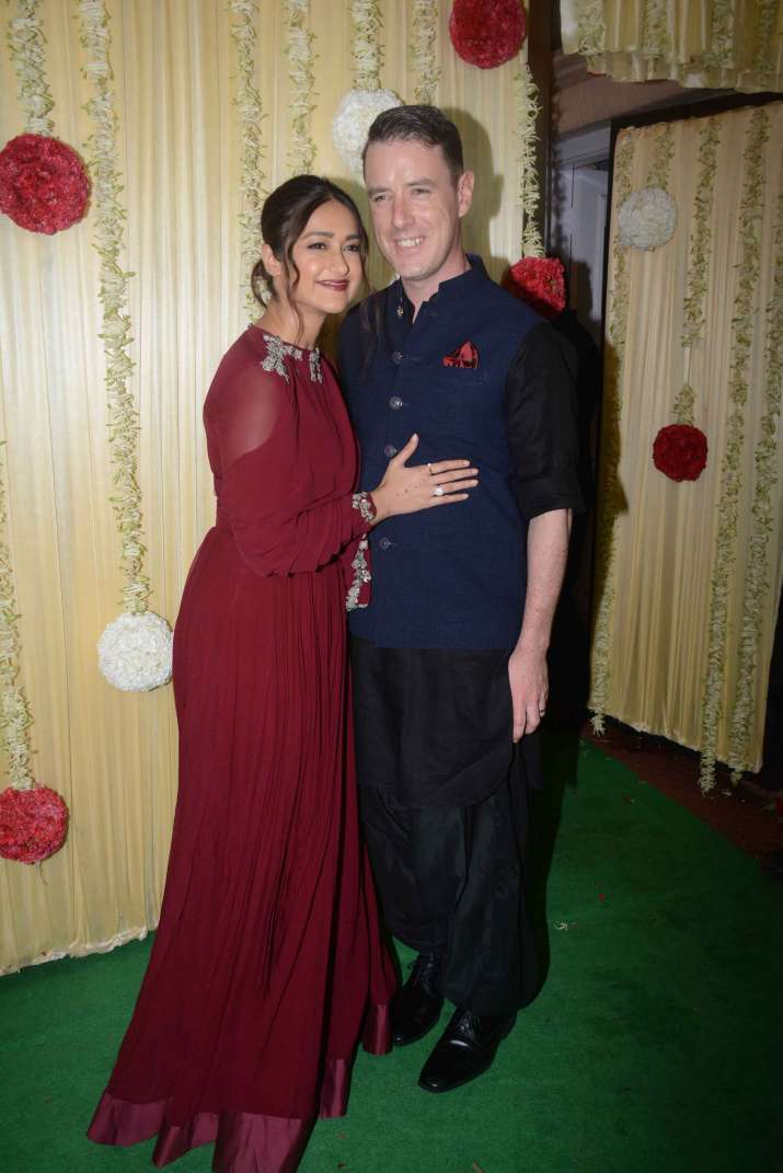 India Tv - Ileana D'Cruz with Australian boyfriend Andrew Kneebone