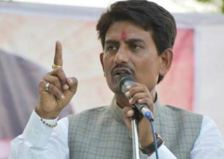 Congress leader Alpesh Thakor