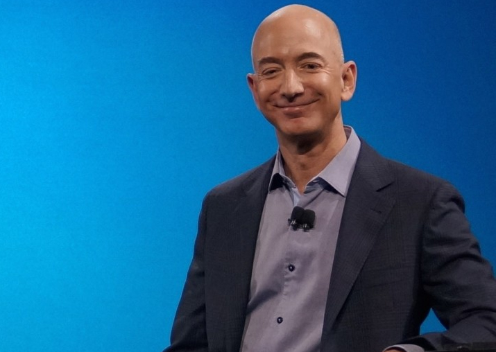 Amazon founder Jeff Bezos becomes richest person in the
