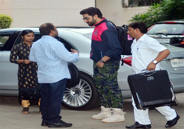 India Tv - Amitabh Bachchan's son Abhishek Bachachan