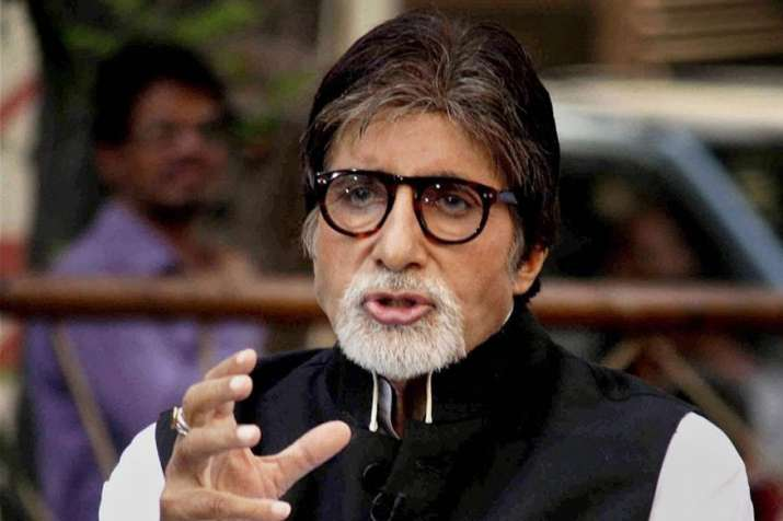 Amitabh Bachchan advises people to be cautious while