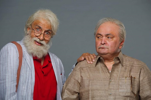 102 Not Out: Director Umesh Shukla lauds Amitabh Bachchan