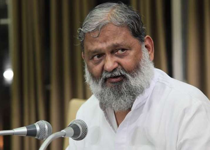 Haryana minister Anil Vij today tweeted that Taj Mahal is a