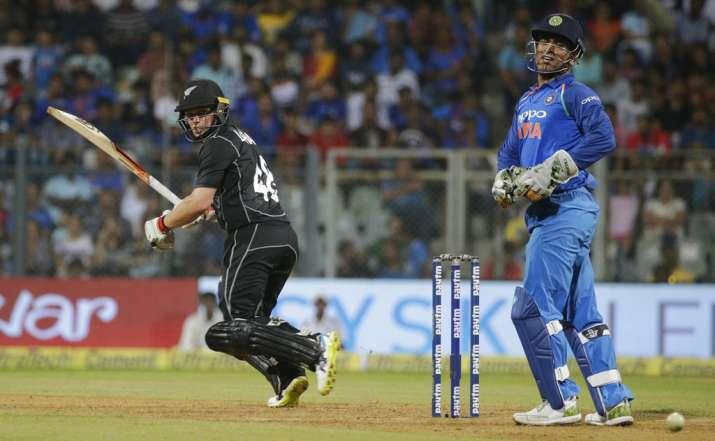 India vs New Zealand 2017