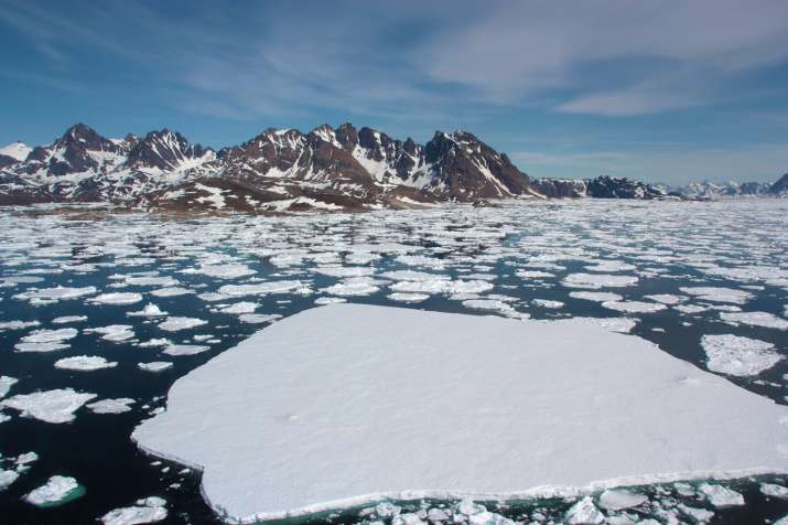 Arctic sea ice may be thinning faster than initially