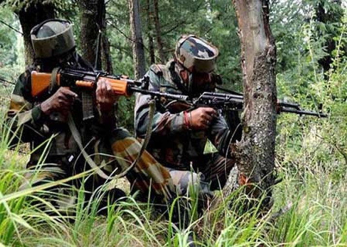 Representational pic - NSCN rebels attack army base in