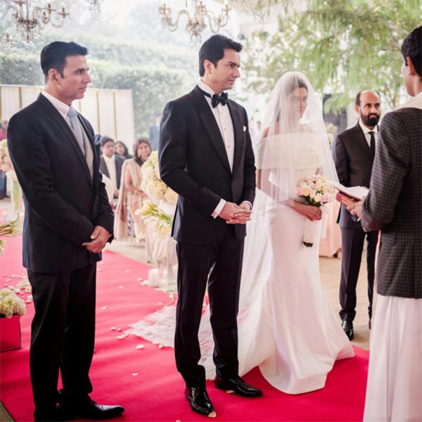 India Tv - Akshay Kumar was the best man at Asin's wedding