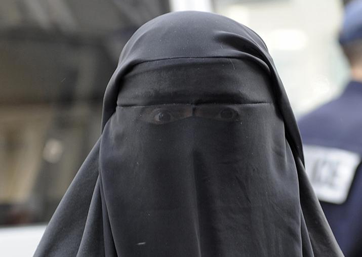 Representational pic - Austrian full-face veil ban comes