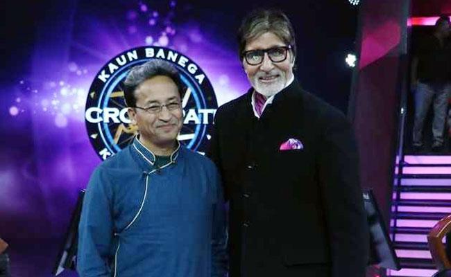 Kaun Banega Crorepati Episode 39 Amitabh Bachchan and Sonam