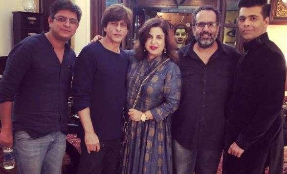 Shah Rukh Khan's Diwali party