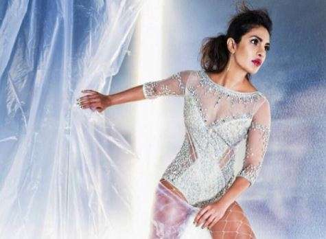 Priyanka Chopra in her latest photoshoot