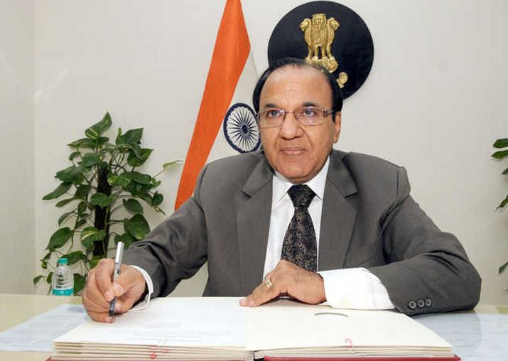 File pic of CEC Achal Kumar Joti