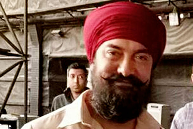 India Tv - Aamir Khan in Thugs of Hindostan