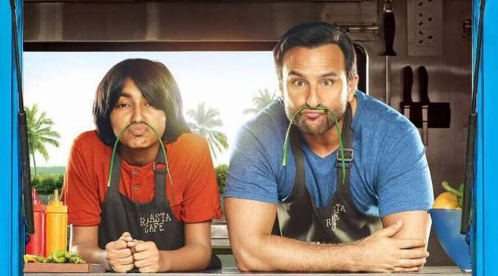Chef actor Saif Ali Khan opens up on fashion