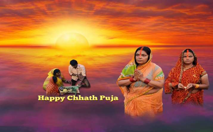Representative picture to show Chhath Puja