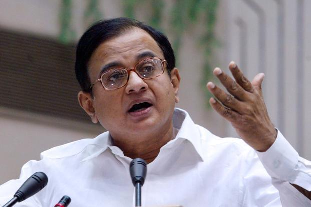 PM Modi 'imagining a ghost': Chidambaram hits back on