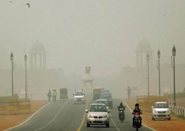 Representational pic - Stubble burning, unfavourable winds