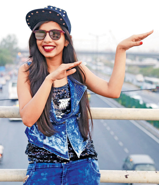 Dhinchak Pooja opens up on entering Bigg Boss 11